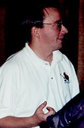 Torvalds at FNAL - Spring Comdex 1999